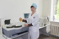 Шериева Ирина Васильевна - врач клинической лабораторной диагностики первой квалификационной категории