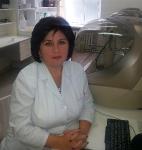 Хашкулова Зарема Борисовна – биолог высшей квалификационной категории