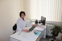 Созаева Мариям Султан-Хамитовна - заведующая, врач клинической лабораторной диагностики высшей квалификационной категории, Заслуженный врач КБР