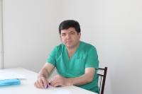 Тлепшев Хадис Хачимович – врач травматолог-ортопед высшей квалификационной категории