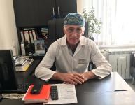 Беров Руслан Борисович – руководитель республиканского травматологического центра, врач травматолог-ортопед,врач высшей квалификационной категории, Заслуженный врач КБР