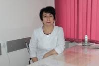 Жашуева Лиза Юсуповна - врач анестезиолог-реаниматолог высшей квалификационной категории