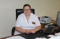 Абазова Инна Саладиновна – заведующая, врач анестезиолог-реаниматолог высшей квалификационной категории