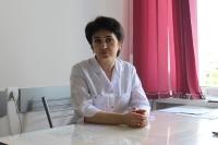 Мизиева Зари Данияловна - врач анестезиолог-реаниматолог высшей квалификационной категории