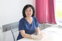 Хуламханова Лейла Хаджимуратовна - врач анестезиолог-реаниматолог высшей квалификационной категории