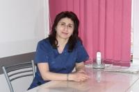 Тумова Марина Алиевна - врач анестезиолог-реаниматолог первой квалификационной категории