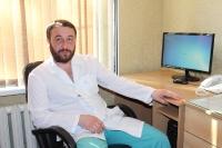 Шукаев Назир Борисович -  заведующий, врач челюстно-лицевой хирург первой квалификационной категории