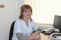 Хацукова Любовь Авесовна – старшая медицинская сестра
