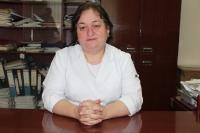 Теунова Анджела Михайловна - врач травматолог-ортопед высшей квалификационной категории