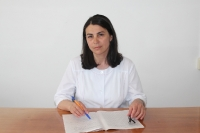 Калова Марина Асланбиевна - врач–отоларинголог высшей квалификационной категории