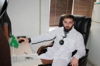 Шорданов Зураб Нажмудинович – заведующий, врач – отоларинголог