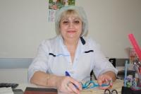 Бижоева Фатима Михайловна - старшая операционная медицинская сестра высшей квалификационной категории