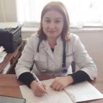 Шогенова Ирина Барасбиевна зав.отд. Врач-пульмонолог в.к.к.