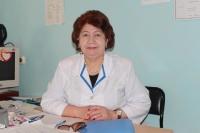 Аджиева Любовь Нанаевна – заведующая, врач – нефролог высшей квалификационной категории