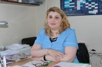 Самгурова Ирина Аскербиевна – врач-нефролог первой квалификационной категории