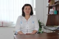 Баксанова Мадина Хамадовна – заведующая, врач-гастроэнтеролог высшей квалификационной категории