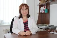 Тлупова Майя Хаджидовна - врач-гастроэнтеролог высшей квалификационной категории, Заслуженный врач КБР