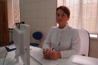 Шомахова Бэлла Юрьевна – заведующая, врач-эндоскопист  высшей квалификационной категории, КМН, Заслуженный врач КБР