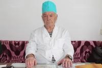 Бечелов Шабаз Клычович - врач–отоларинголог высшей квалификационной категории, КМН, Заслуженный врач КБР