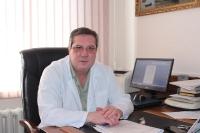 Ибрагим Саид Галеб – заведующий, врач – нейрохирург высшей квалификационной категории, КМН, Заслуженный врач КБР