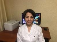 Хупсергенова Ирина Чаримовна - врач-нейрохируг
