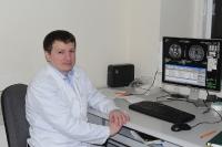 Камбиев Эдуард Леонидович – врач-рентгенолог