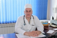 Тутуков Аслан Борисович – заведующий, врач-торакальный хирург высшей квалификационной категории, КМН