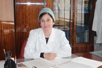 Саральпова Ирина Залим-Гериевна - врач – офтальмолог высшей квалификационной категории, Заслуженный врач КБР