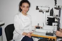 Бижоева Амина Артуровна - врач-офтальмолог