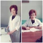 Гедгафова Лина Хажбиевна - врач функциональной диагностики высшей квалификационной категории, заслуженный врач КБР