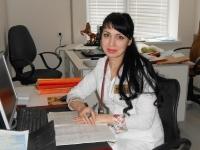 Карданова Марьяна Феликсовна - врач-хирург второй квалификационной категории