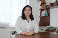 Аккизова Ферюза Юсуфовна - врач клинический фармаколог высшей квалификационной категории