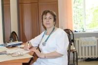 Бугова Зоя Леусовна -заведующая отделением гравитационной хирургии крови, врач анестезиолог-реаниматолог высшей квалификационной категории