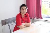 Асанова Лариса Ильясовна - врач анестезиолог-реаниматолог высшей квалификационной категории