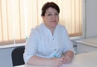 Кулиева Аминат Ахияевна - заведующая, врач анестезиолог-реаниматолог высшей квалификационной категории