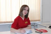 Отарова Жаннет Эльдаровна - врач анестезиолог-реаниматолог