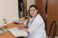 Абдуллаева Зайнаф Магомедовна - врач анестезиолог-реаниматолог