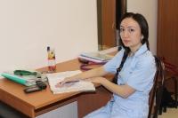 Гукепшева Динара Хажмуратовна - врач-невролог
