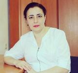 Жулабова Аида Абдулкеримовна - врач анестезиолог-реаниматолог