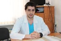 Жанкишиев Тимур Исмаилович  – врач анестезиолог-реаниматолог