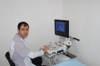 Вороков Джабраил Ибрагимович – врач ультразвуковой диагностики