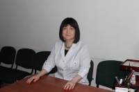 Тлапшокова Лариса Беталовна - врач – невролог, КМН