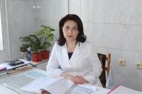 Шомахова Вера Львовна – заведующая, врач – невролог высшей квалификационной категории, КМН