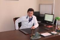 Кожаев Заурбек Уматгериевич – руководитель республиканского сосудистого центра, врач высшей квалификационной категории, КМН