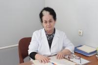 Губачикова Татьяна Хаджимуратовна – врач – физиотерапевт высшей квалификационной категории, Заслуженный врач КБР