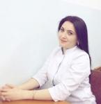 Шурдумова Залина Фуадовна врач-невролог